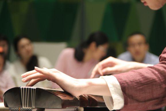 """""""浅夏良宵引""""琴箫合奏</br> Classic Duet Performance"""