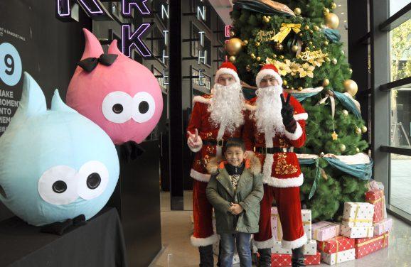 活动回顾 | 圣诞园游会×百变生日节