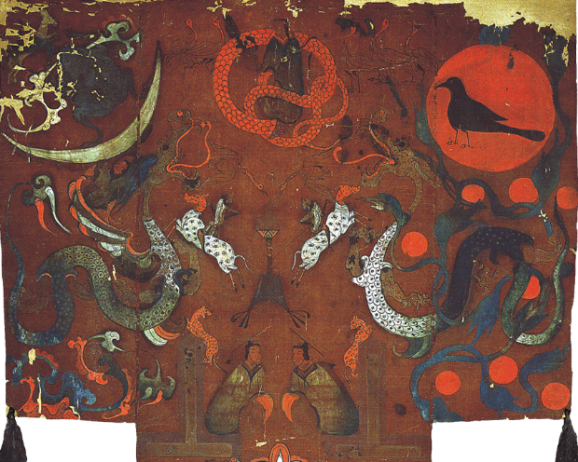 讲座回顾 | 诡谲图像与古代人的精神世界