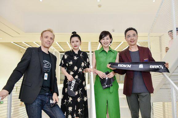 """上海玻璃博物馆年度特展""""破碎""""开幕暨七周年庆 Opening of Exhibition BRKN and Seventh Anniversary of SHMOG"""
