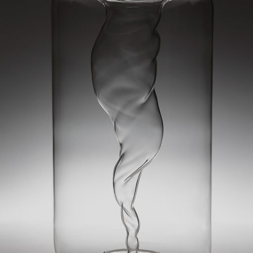漩涡花瓶</br>Tourbillon Vase