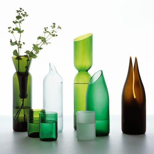 TranSglass系列环保manbetx网页版手机登录瓶摆件</br>TranSglass
