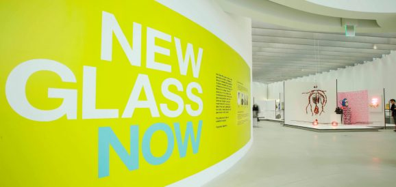 """New Glass Now""展览于美国康宁玻璃博物馆开幕</br>Exhibition ""New Glass Now"" at the Corning Museum of Glass"